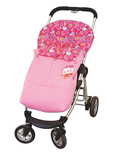 Tuc Tuc Bebek Arabası&Ekipmanları Fuşya